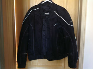 Women's Motorcycle jacket - 3 in 1