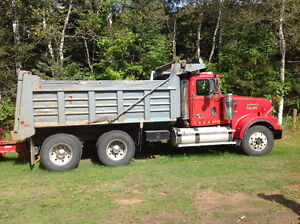 Camion Western Star 10 Roues