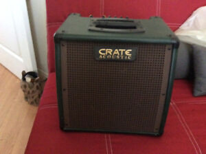 Amplificateur Crate
