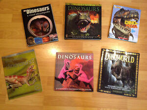 awesome Dinosaur book collection Kingston Kingston Area image 3