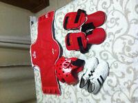 Équipement de Taekwondo