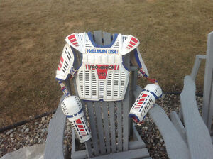 Vintage Hallman Body Armor