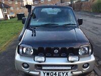 Suzuki Jimny 1.3 Petrol £1400