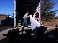 DISCOUNT MOVING SERVICE TO TORONTO, ALL ONTARIO & BACK AGAIN
