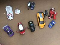 Toy car job lot