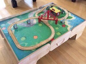 3 Powered Thomas Train Engines with Imaginarium Train Table Kitchener / Waterloo Kitchener Area image 3