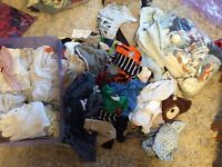 Huge bundle of boys 6-9 months clothes