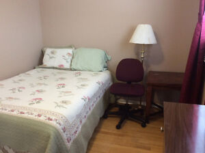 Available May 1st    Room for rent, 5 minutes walk from MUN