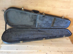 Universal Fit Teardrop Guitar Case