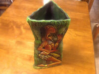 One of a kind Jamaican Pottery