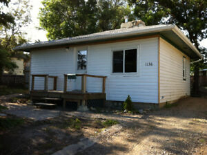 1 Bedroom House for rent 1136 Athabasca Street West $800