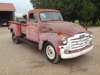 1954 GMC ONE TON PICKUP