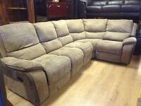 5 piece corner sofa