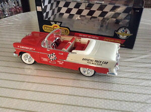 FOR SALE:  1955 CHEVROLET BELAIR CONVERTIBLE INDY PACE CAR