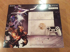 New and sealed Playstation 4 destiny bundle-limited edition 500G West Island Greater Montréal image 2