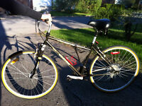 BIKES 4 SALE!!!! LIKE NEW, (2) A MAN'S AND A WOMAN'S. GR8 DEAL!!