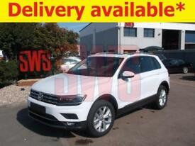 2018 Volkswagen Tiguan 2.0 TDi 4motion 177PS DAMAGED ON DELIVERY