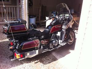 Vintage Kawasaki Voyager