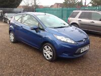 Ford Fiesta Style 1.25 082 (blue) 2009