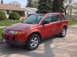 2003 Saturn VUE SUV, Crossover 2.2L 4Cyl.