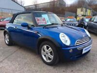 Mini Mini 1.6 ( Chili ) Cooper convertible **FINANCE THIS CAR**