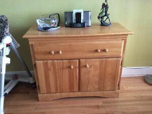 Buffet / meuble de rangement en bois