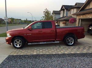 2010 Dodge Ram 1500 Sport, Loaded, heated wheel/seats,DVD, etc.