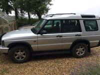 2003 Discovery TD5 GS manual
