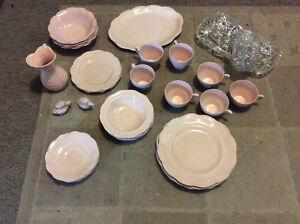 Vaisselle antique fait en Angleterre