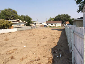 Large Lot in Taber for sale. 50x120