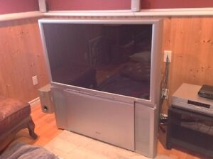 Large TV for sale