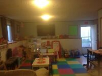 Home Daycare in Thickwood