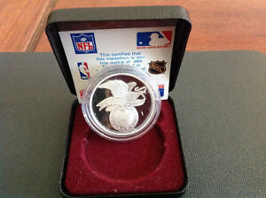 TORONTO BLUE JAYS - 1991 EASTERN DIVISION CHAMPIONS COIN Kingston Kingston Area image 2
