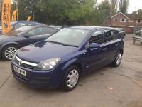 Vauxhall/Opel Astra 1.6i 16v ( a/c ) 2006MY Life