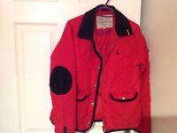Women's jack Wills jacket size 12