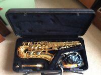 Yamaha auto saxophone