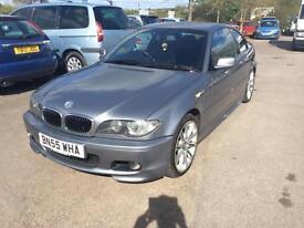 BMW 330 3.0TD 2998cc auto 2005MY Cd Sport