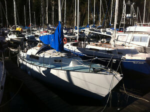 Aluminum Sailboat 31'