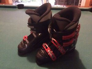 Nordica ski boots for child