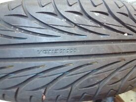 Car tyre 195 55 16 excellent tread and condition. Bargain