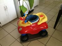 Voiture 18$ chaise 18$
