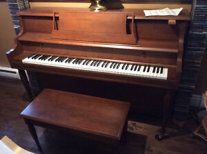 Willis piano, excellent condition