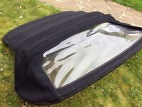 Mgtf soft top roof