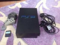 Ps2 console complete with games