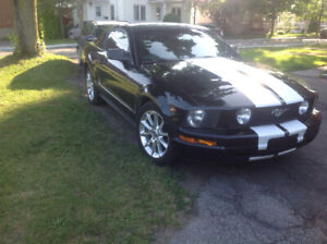 Ford mustang 4.0l,cuir