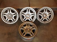 5 Bolt 16 inch Panther Rims