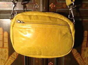 Gorgeous Mustard Yellow m0851 cross body bag