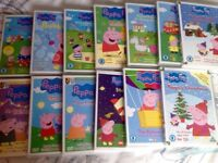 Peppa Pid dvds