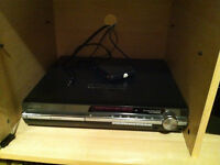 Sony DVD Player with Speakers