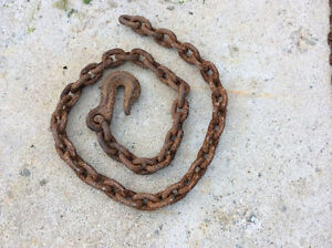 Heavy Chain with hook